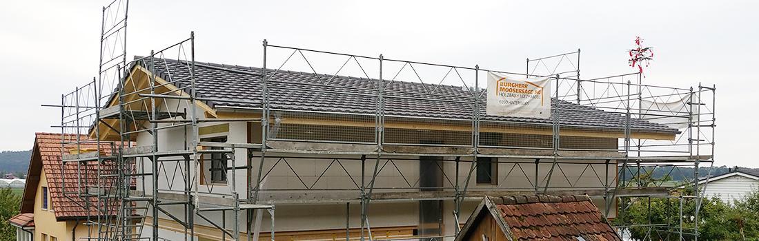 09.09.2018 - Neubau EFH Kissling Oberbuchsiten